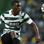Sporting Lisbon midfielder William Carvalho