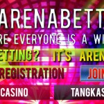 Main Casino Online di Arenabetting